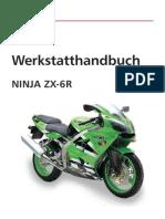 Kawasaki Ninja Zx 6 r