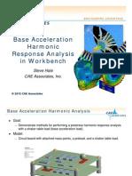 WB Harmonic Shaker Table