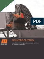 Catálogo Raspadores