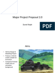 Major Project Proposal 2