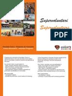 Brosura voluntariat Colors ian 2013