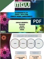 Business Plan MGV.com