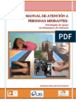 Manual de Atención a Migrantes