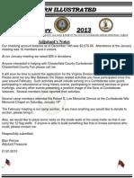 Robert E Lee Camp 1589 Feb Newsletter