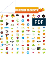 100 Vector Logo Design Elements