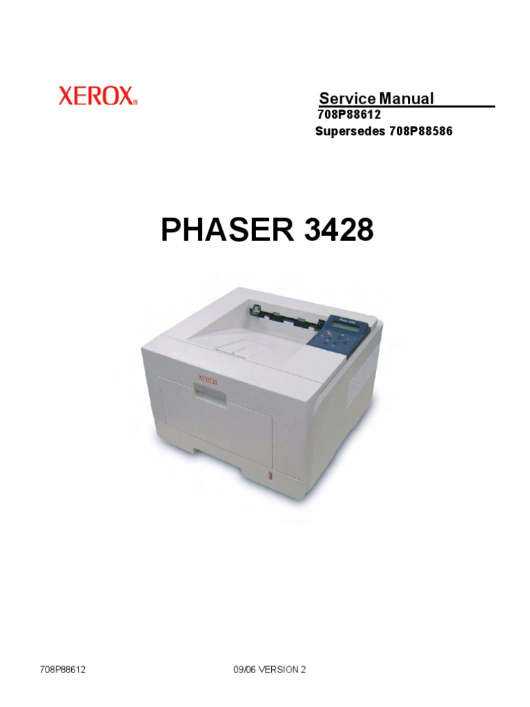 phaser 3428 service manual electrostatic discharge ac power rh scribd com Phaser 3635MFP Toner Xerox WorkCentre 6605
