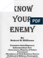 Communist Jews - Know Your Enemy by Robert H. Williams