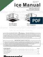 Panasonic - WhisperSense_and_Sense-Lite-Service_Manual.manual Spec Sheet- Westside Wholesale - Call 1-877-998-9378.Image.marked
