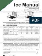 Panasonic - FV-15!20!30_40VQ3.Manual Spec Sheet- Westside Wholesale - Call 1-877-998-9378.Image.marked