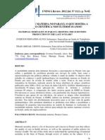 Mortalidade Materna no Paraná - o que mostra a produção científica nos últimos 10 anos