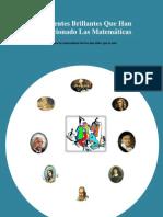 Libro Completo Cien Mentes Brillantes Que Han Revolucionado Las Matemáticas