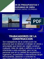 Epco 2012 Resumen Regimen Laboral Colombiano