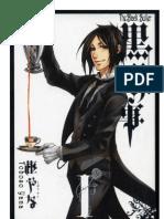 Kuroshitsuji Volume 1