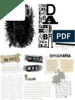 Susana Cortés_Dadá y Diseño gráfico Grunge