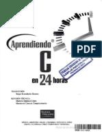 Aprendiendo C en 24 horas - Sergio Kourchenko Barrena.pdf
