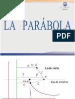 parábola