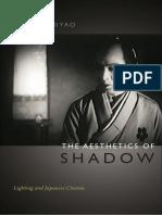 The Aesthetics of Shadow by Daisuke Miyao