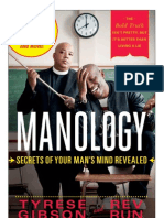 MANOLOGY by Tyrese Gibson & Rev. Run - read an excerpt!