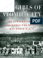 The Girls of Atomic City by Denise Kiernan - start reading today!