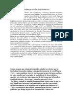 CRISIS ECONÓMICA MUNDIAL Y SU IMPACTO A VENEZUELA
