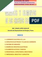 circuitos electricos fisica 3