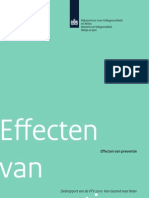 RIVM effecten preventie