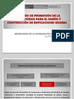 5. Importancia de la Seguridad durante la construcción- G.050