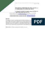 2009 - Dieta do peixe ornamental pretinho de unha Ancistrus sp L100 das corredeiras do médio rio Xingu