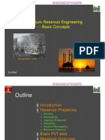 Petroleum Reservoir Engineering