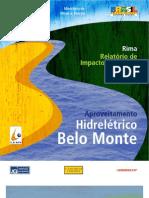 2009 - RIMA - Aproveitamento hidrelétrico Belo Monte