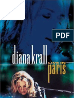 Diana Krall-Live in Paris (Book)