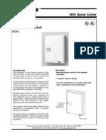 Aiphone Model NHX-80X Spec Sheet- Westside Wholesale - Call 1-877-998-9378