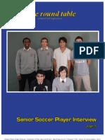 Stuart Hall High School - round table Issue 2