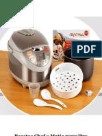 Recetas Chef o Matic 3000_Pro - TECNOPUCHERO