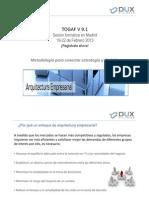 TOGAF V9 Curso Combinado - Brochure Detallado
