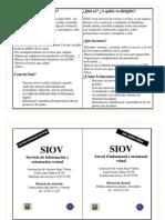 SIOV - Servei d'Informació i Orientació Veïnal