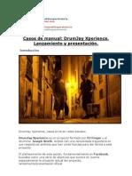 Industria musical - marketing y promoción - Caso Drumjay Xperience