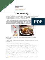Industria musical - marketing y promoción - El Briefing