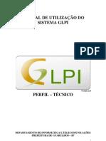 GLPI - Manual de utilização