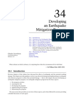 Developing an Earthquake Mitigation Program