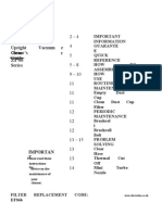 Aspirator Manual Instruct