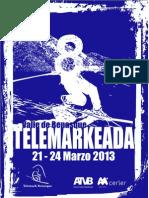 Telemark 2013 Poster A4