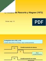 El Modelo de Rescorla y Wagner Para t4