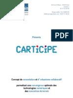 CARTICIPE Document de présentation