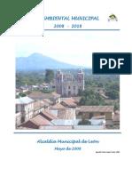 Plan Amabiental Municipal  León 2008 al 2018