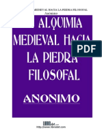 Alquimia - Hacia La Piedra Filosofal - Copia
