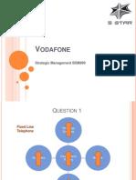 Strategic Management Case Study on Vodafone