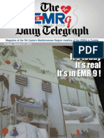 The EMR9 Tunisia Daily Telegraph (3rd Edition)