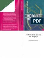 Beuchot Mauricio Historia de la filosofía del lenguaje cap. 1 a 3 comprimido OCR