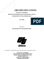 Caltrans STANDARD SPECIFICATIONS